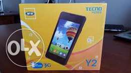 Tecno Y2-Grey 4.4 Android 4.0Inch (8GB ROM+512MB RAM),Dual Camera(2.0M
