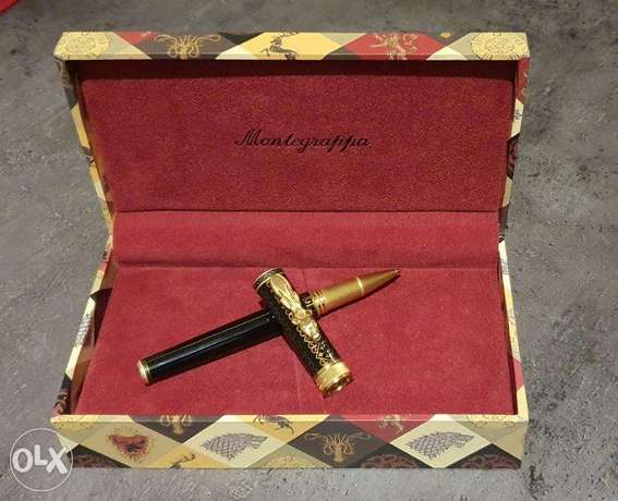 Montegrappa Game of Thrones pen