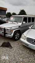 Extremely Clean registered 2008 g55 gwagon