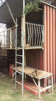 Exstra large doubble story bird cage
