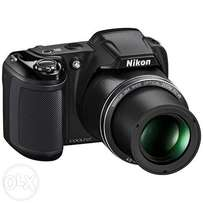 L340 Nikon Camera From my shop in CBD With 2 years warranty. Call Now