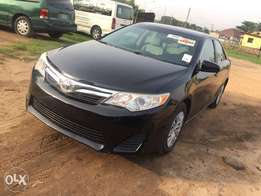 Sharp Lagos cleared 2012 Toyota Camry le good to go