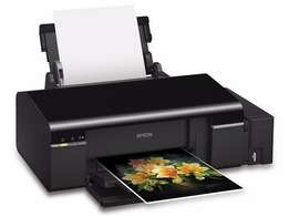 Epson T50 Printer - (DVD, Plastic cards,Normal & Sublimation)