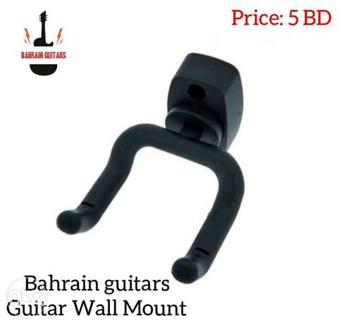 bahrain guitars guitar wall mount now available in stock.