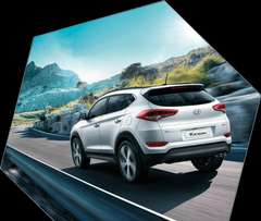 Adventure begins with the Tucson