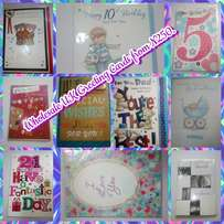 Wholesale UK Greeting Cards from N250