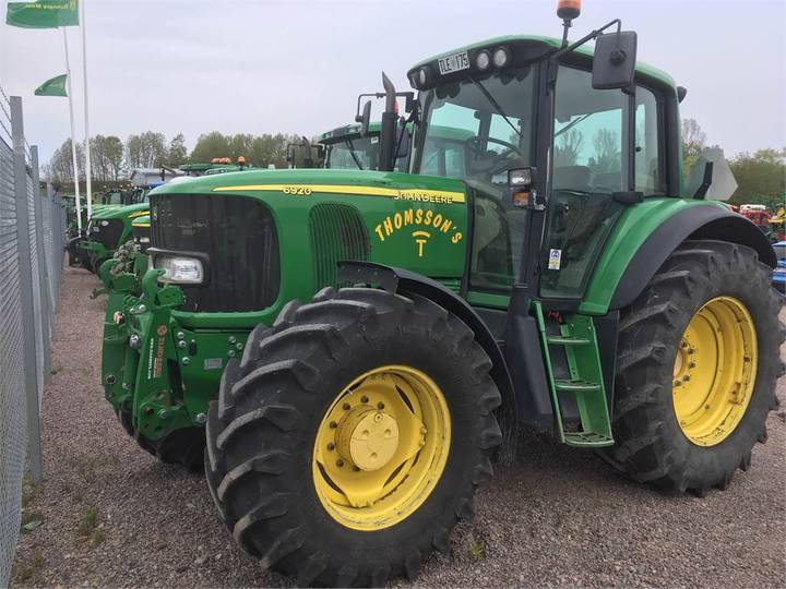 John Deere 6920 Ap Traktor Fr.lyft - 2003