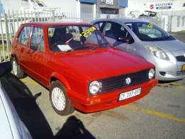 1995 VW Golf Chico 1.3 Hatchback