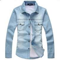 quality imported denim (jeans) unisex shirts