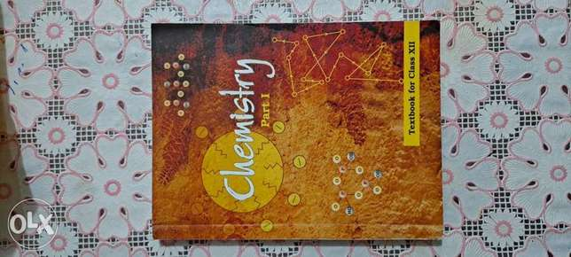 Class 12 Ncert textbooks for chemistry and physics.