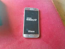 Samsung Galaxy S7 Silver Titanium - Never used