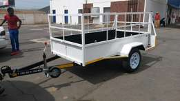Various Talor made Trailers