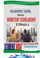 How 2 Obtain a Student Visa to Study Abroad With On-Campus Employments