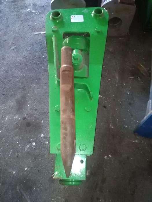 Hammer Montabert Brh125 Hydraulic Breaker - 2016
