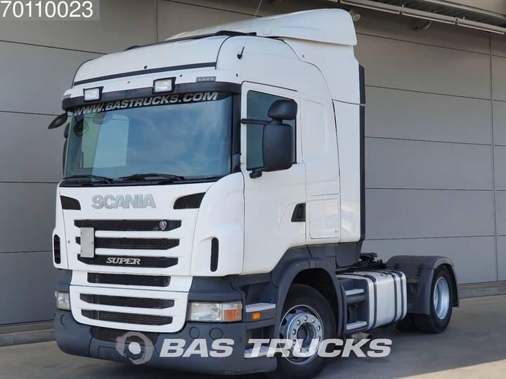 Scania R420 4X2 Retarder Euro 5 - 2011