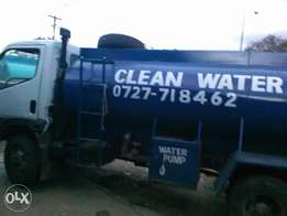 Clean water supply