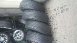 High quality bakkie tyres