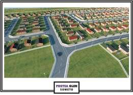 Protea Glen Newly developed houses for sale 100 % Bonds available