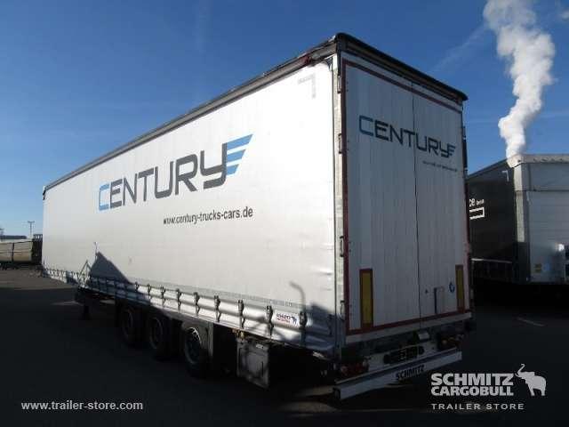 Schmitz Cargobull Curtainsider Mega - 2017 - image 2