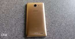 Used infinix note for grabs