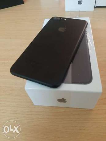 iPhone 7 Plus 128 gb with box and all accessories brand new condition