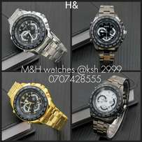 M&H watches