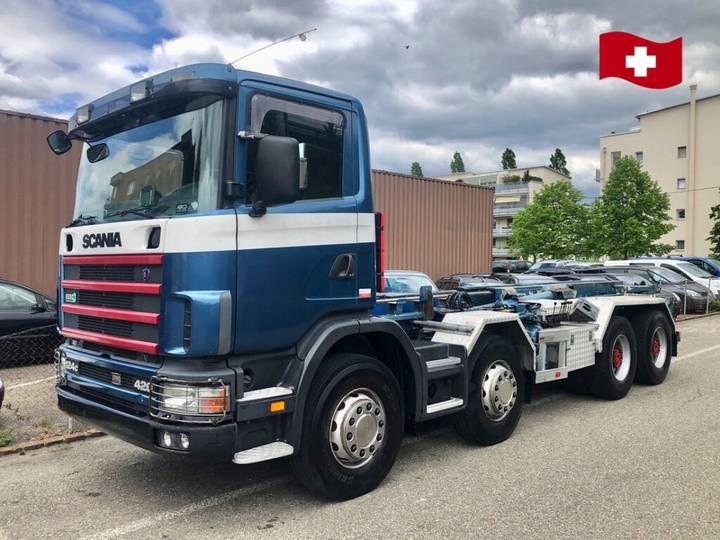 Scania R124 CB 8x4 - 2001