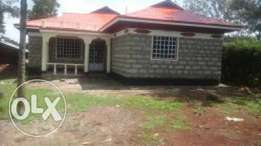 New 3 bedroomed bungalow for sale in Mountain view Eldoret