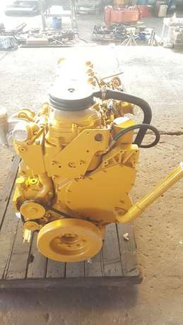 CAT 3126B industrial engine. 1 x Engine full overhauled and Dyno tes Alberton - image 3
