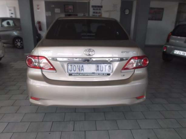 Pre Owned 2011 Toyota Corolla pro 1.6 Johannesburg - image 4