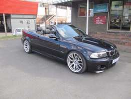 NOT NEG 2005 BMW M3 Convertible