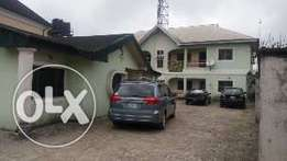2/3 bedroom flats/ bungalow for sale at Adageorge