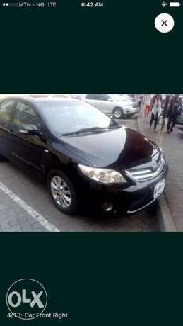 Toyota Corolla 2009 full option. Everything working Ikeja - image 2