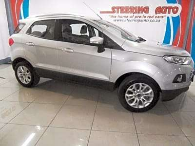 2013 ford ecosport 1.5 ecoboost trend automatic Johannesburg - image 1