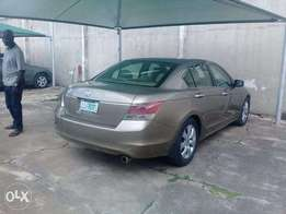 2013 Honda Accord Nigeria used give away price