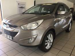 2010 Hyundai IX35 2.0 GLS EXECUTIVE