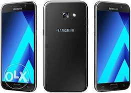 Samsung galaxy A5 2017 storage 32 gb internal