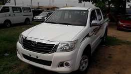 Fresh Toyota hilux 2013 models