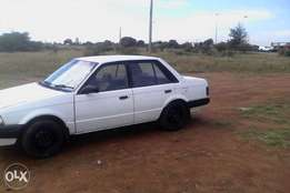i am selling mazda 323 still looking good papers in oder ustart and go