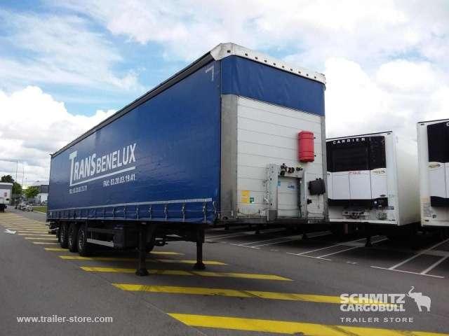 Schmitz Cargobull Semitrailer Rideaux Coulissant Standard Hayon - 2014