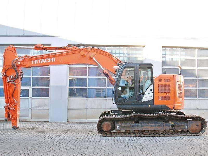 Hitachi Myyty! Sold! Zx225uslc-5 - 2016
