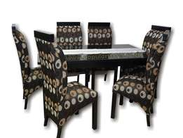 radha dinning set 9piece