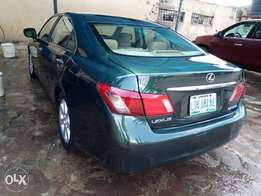 Call for ur registered ES350 with full option
