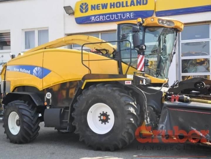 New Holland fr 9060 allrad - 2011