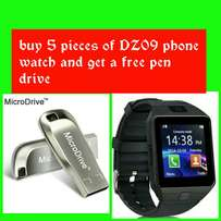Buy 5 pieces and get a free pen drive