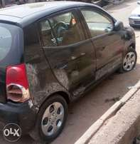 Kia picanto 4 plugs manual,full first body