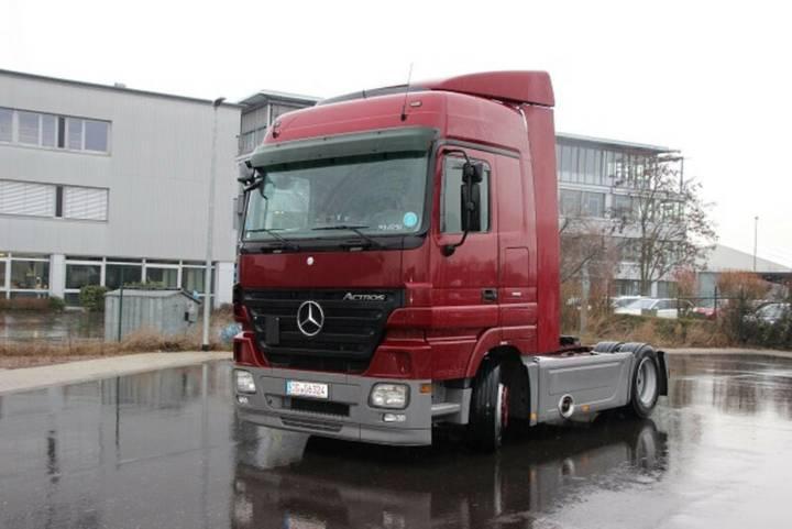 Mercedes-Benz Actros 1844 MegaSpace TÜV/AU Neu - 2007
