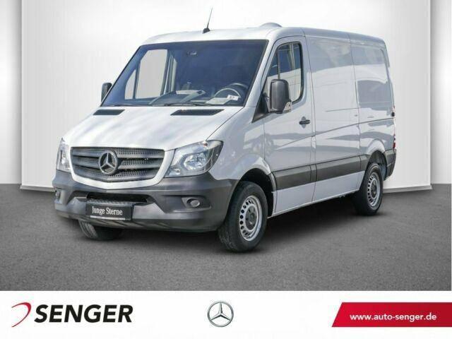 Mercedes-Benz Sprinter 213 CDI KASTEN KURZ KLIMA AHK TACHOG. - 2016