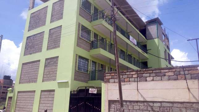 Embakasi best apartments to let Fedha - image 1