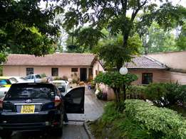 4 bedroom own compound bungalow for sale loresho 50m